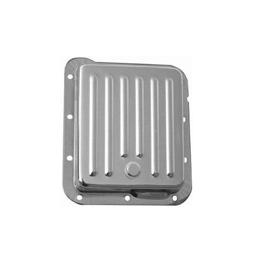 Ford C4 Transmission Pan-Chrome Steel