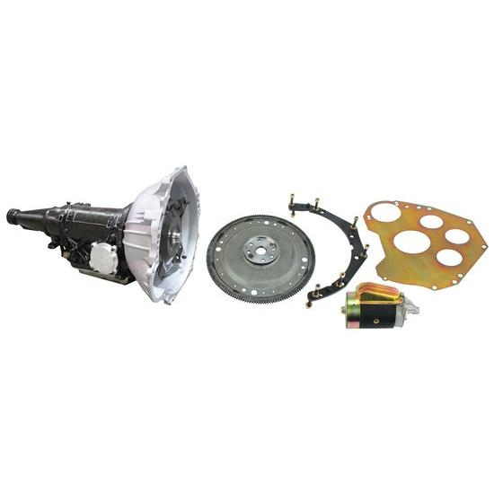 Flathead V8 To Ford C4 Auto Transmission Conversion Kit