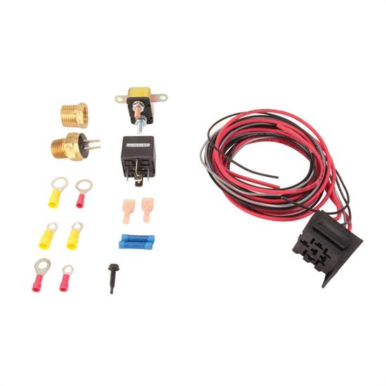 Painless 30103 Fan Relay W   Thermostatic Switch  185  175