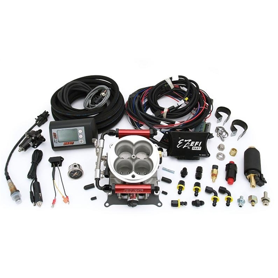FAST 30227-KIT EZ-EFI Self Tuning Fuel Injection Master Kit
