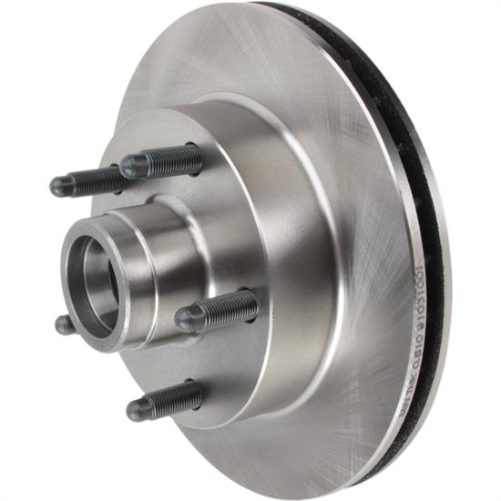 Mustang II Disc Brake Rotor, 5 on 4-1/2 Inch
