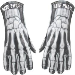 Save Phace 3012343 Skeletal Welding Gloves