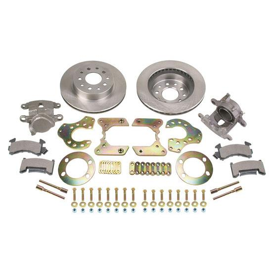 Speedway Ford 9 Inch Rearend Bolt-On Rear Disc Brake Kit