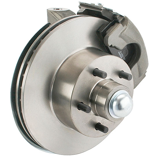 1962-74 Mopar B/E-Body Front Disc Brake Kit