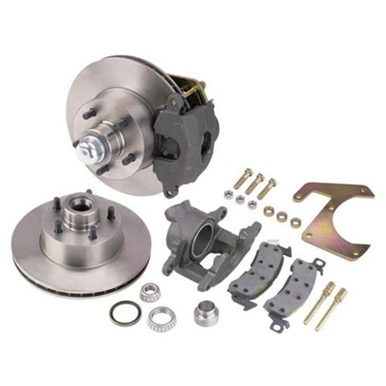 1948-1956 Ford Half Ton Deluxe Disc Brake Kit, 5 x 5-1/2 Inch