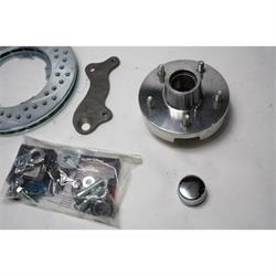 Garage Sale - 1968-74 Nova Dropped Spindle Brake Kit, Pass Side Only, No Caliper