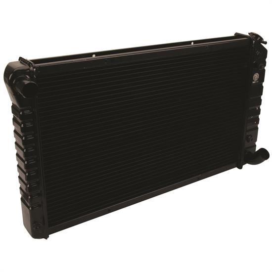 1967-72 GM Truck and Blazer 4 Row Radiator, OEM Replacement
