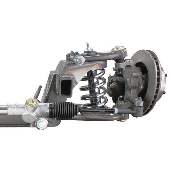 Mustang Ii Ifs Std Tubular Control Arms Stock Springs