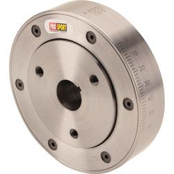 Pro Race 34262 6.62 Inch SBC Harmonic Damper, Internally Balanced