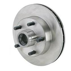 Gasser Straight Axle, Chevy Spindle and Brake Kits, 58-1/2 Hub-to-Hub