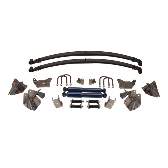 TCI 1955-59 Chevy Pickup Rear Leaf Spring Kit