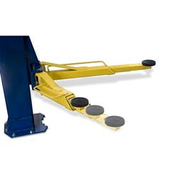 BendPak XPR10 Clear Floor 2 Post Lift, 10,000 Pound Capacity