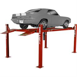 Bendpak 5175787 HD-9 Narrow Vehicle Lift, Red