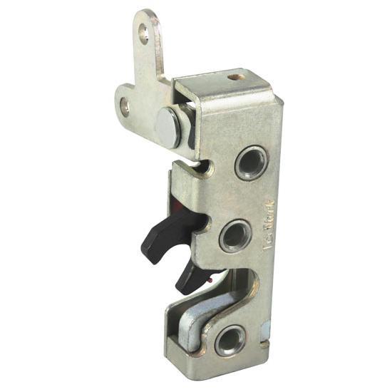 Slim line bear jaw door latch for Door latch parts