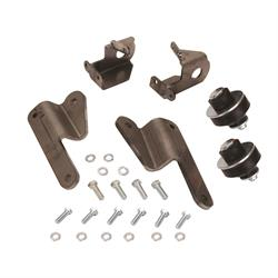 1935-40 Ford Bolt-In Motor Mount Kit for Small Block Ford