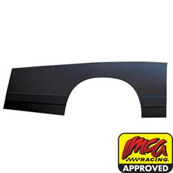 1981-1988 Monte Carlo SS Steel Quarter Panel