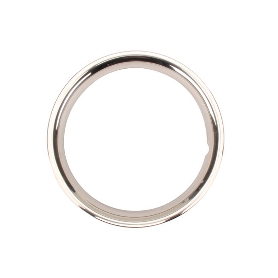 Stainless Steel 15 Inch Beauty Ring, Smooth