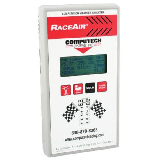 Computech 3000 RaceAir Competition Weather Analyzer