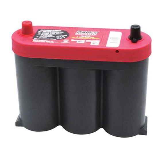 optima batteries 6v 1050 6 volt battery. Black Bedroom Furniture Sets. Home Design Ideas
