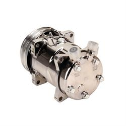 508 Chrome AC Compressor