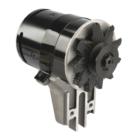 Powermaster PowerGEN 1949-53 Flathead Ford 1-Wire Alternators, 6-Volt