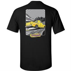 Speedway Guest Artist Max Grundy 1952 Chevy 65th Anniversary T-Shirt