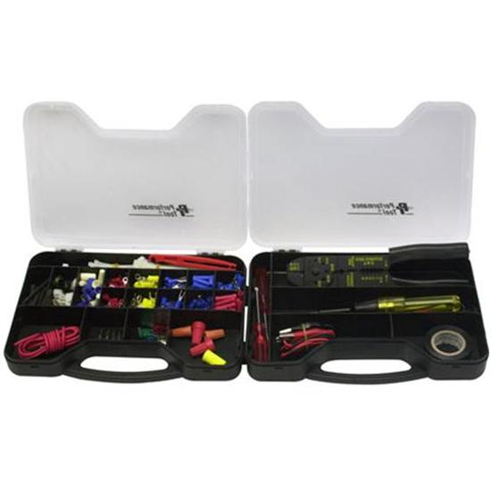 Performance Tool W5207 285 Piece Electrical Repair Kit