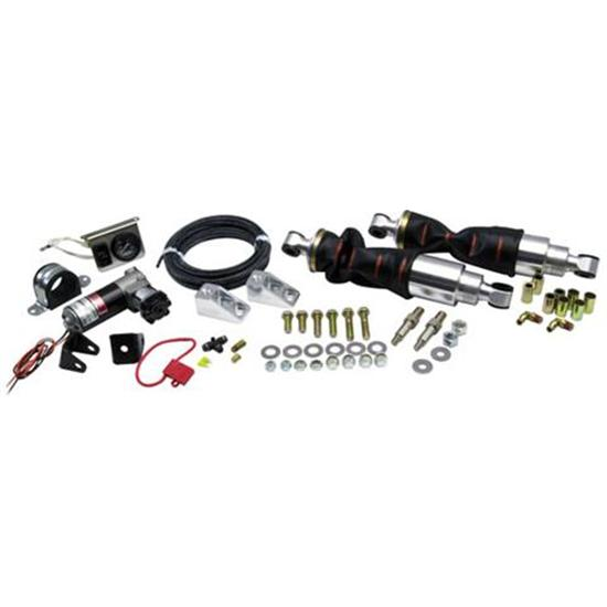 RideTech 02011034 Shockwave 7000 Series Air Ride Rear Kit, 14-1/2 Inch