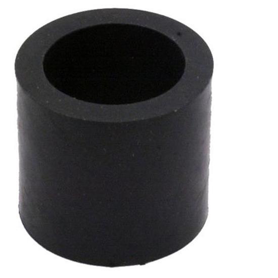 Hose adapter for steel flexible radiator kit to