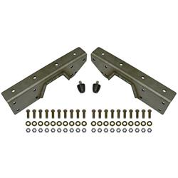 Western Chassis 2120 Bolt-In C-Notch Kit, 1973-87 Chevy
