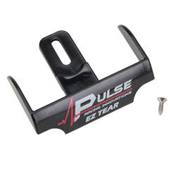Pulse EZTS101BK EZ Tear Helmet Visor Tear Offs, Black