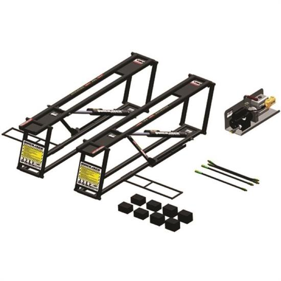 Ranger products bl 5000slx quickjack 5000lbs car jack support system
