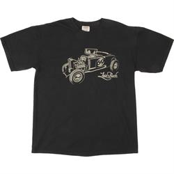 Model A Roadster Laid-Back T-Shirt, Black, Medium