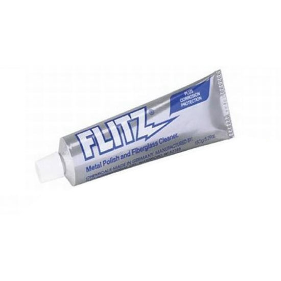 Flitz BU-03515 Metal Polish, 5.9 Oz Tube