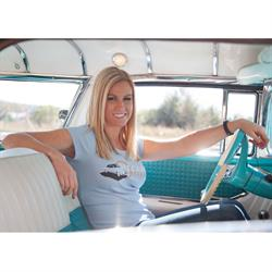 1970 Surfs Up Ladies Tee