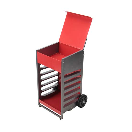 Storage Cart for Scales