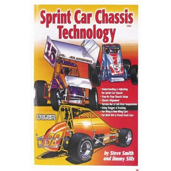 Steve Smith Autosports S282 Book - Sprint Car Chassis Technology