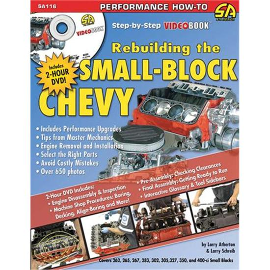 Videobook - Rebuilding the Small Block Chevy Step By Step