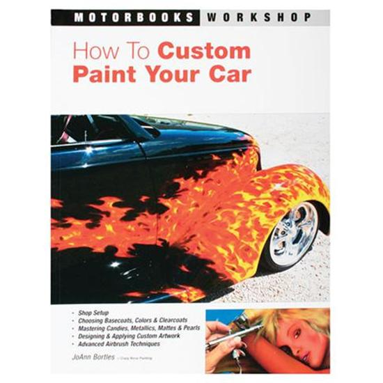 Book - How To Custom Paint Your Car