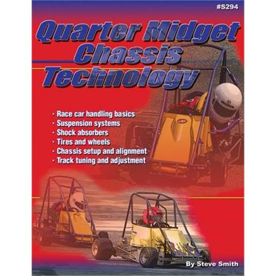 Steve Smith Autosports S294 Book - Quarter Midget Chassis Technology