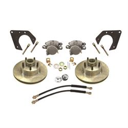 Disc Brake Kit for 1962-67 Chevy II Gasser Subframe Kit, 5 on 4-1/2