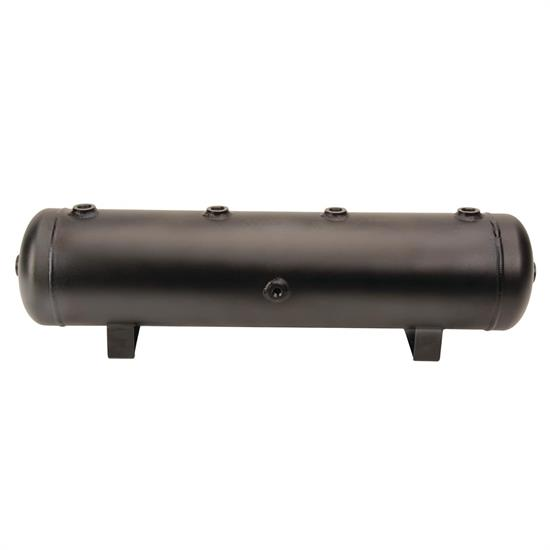 AVS TK5ALUM-BK-9 5 Gallon Aluminum Air Suspension Tank