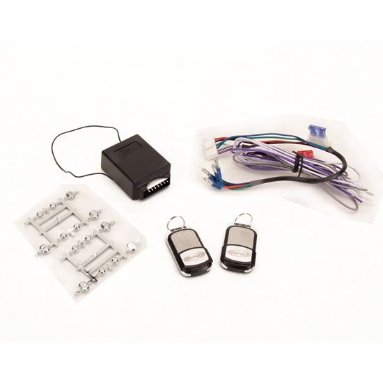 AVS AVS-REC4 4-Channel Key Fob Remote System