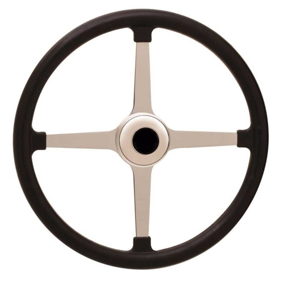 GT Performance 91-4040 GT3 Competition Bell Style Steering Wheel