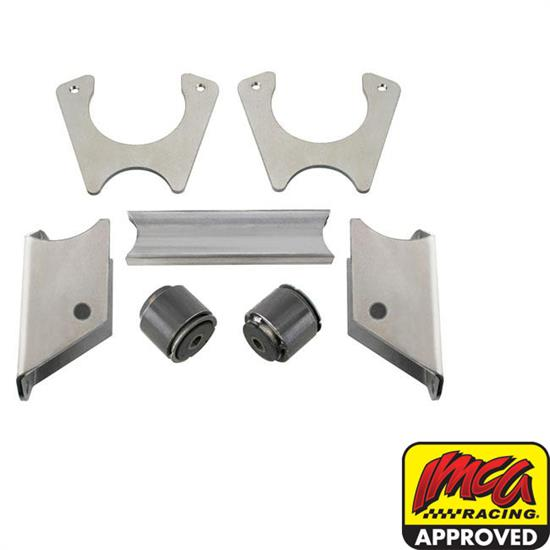 IMCA 1978-88 GM Metric Chassis 9 Inch Ford Axle Bracket Kit