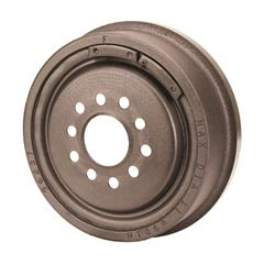 Currie 96237 11 Inch Replacement Brake Drum for 9 Inch Ford 9-Plus