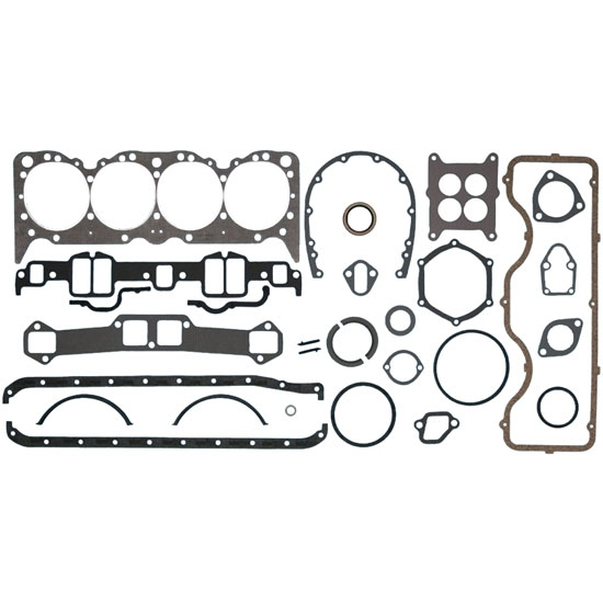 Best Gasket RS638G-1 1962-65 Chevy 409 HP Gasket Set