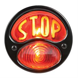 28-31 BLK TAILLIGHT-STOP
