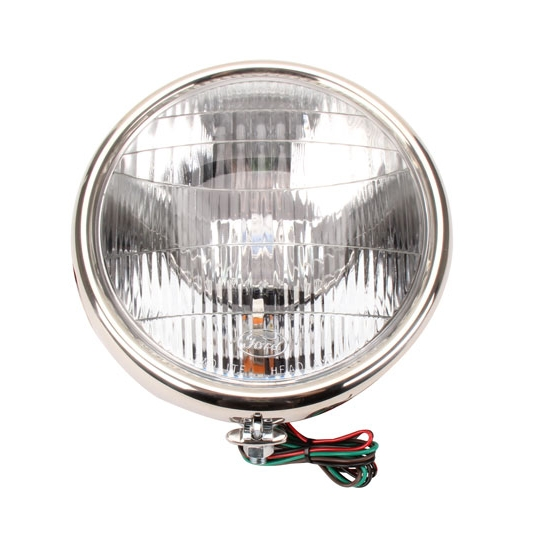 1932 ford xenon headlights w turn signals for Garage ford lens