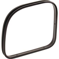 United Pacific B20043 1932 Ford 5-Window Garnish Molding, LH, Black